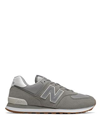 New Balance ML574 Gri Koşu Ayakkabısı