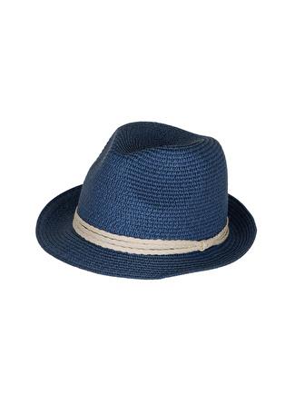 FONEM Mavi Fötr Şapka