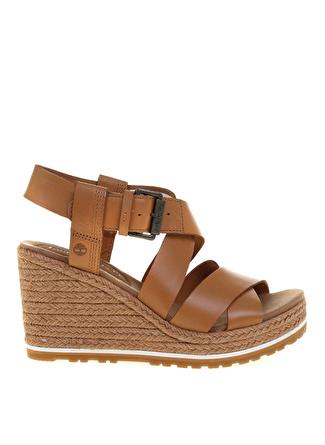 Timberland Topuklu Sandalet