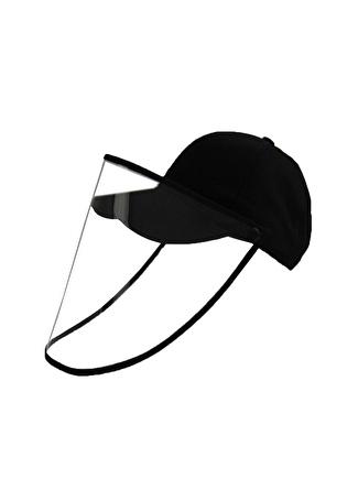 Bay Şapkaci Koruyucu Yüz Siperli Şapka