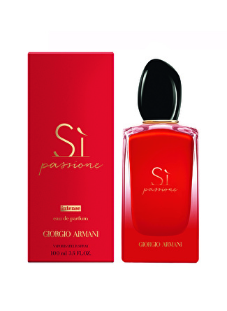 Armani Si Passione Intense Edp 100 ml Kadın Parfüm