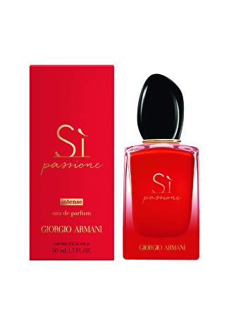 Armani Si Passione Intense Edp 50 ml Kadın Parfüm