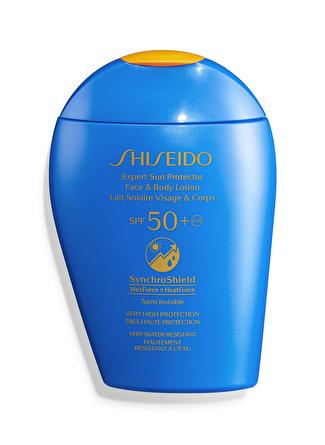 Shiseido Expert Sun Protector Lotion Spf50 - 150 ml Güneş Koruyucu Yüz ve VücutLosyonu