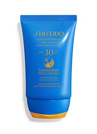 Shiseido Expert Sun Protector Cream Spf30 - 50 ml Güneş Koruyucu Yüz Kremi