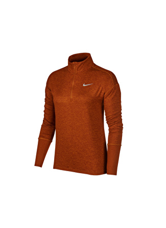 West Mark London Nike Element Top Sarı Sweatshirt