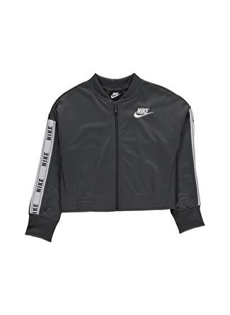 Nike Sportswear Girls' Tracksuit Siyah Kız Çocuk Eşofman Takımı