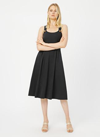 Random Siyah Elbise