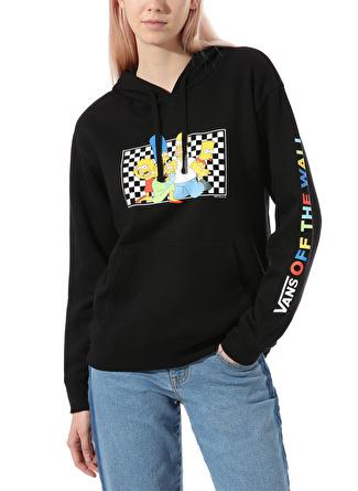 Vans x The Simpsons VN0A4V48ZZZ1 FamilyFleece Sweatshirt