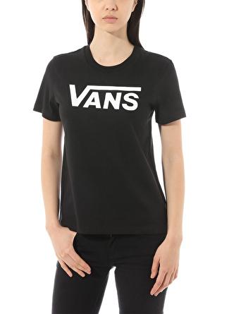 West Mark London Vans VN0A3UP4BLK1 Flying V Crew T-Shirt