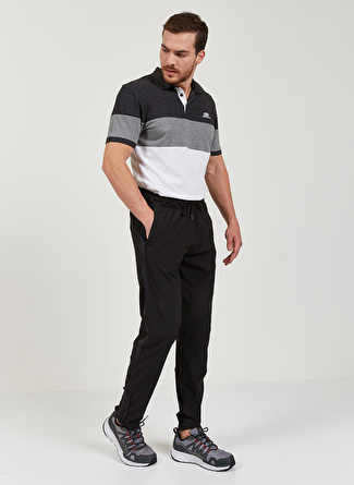 Skechers Micro Collection M Mesh Detailed Slim Jogger Sweatpant