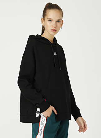 West Mark London Skechers Siyah Sweatshirt