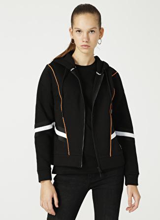 Skechers Siyah Sweatshirt