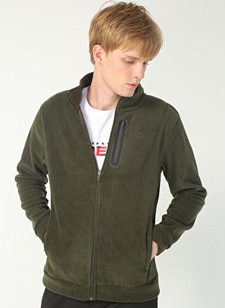 Lumberjack Haki Zip Ceket