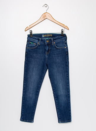 Lee Cooper Jamy Kız Çocuk Denim Pantolon