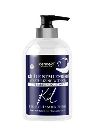 Dermokil Nemlendiricili Sıvı Sabun