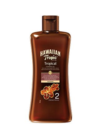 Hawaiian Tropic Spf2 200 ml Koruyucu & Bronzlaştırıcı Yağ