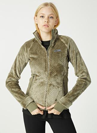 Columbia EL6018 Pearl Plush II Fleece Kadın Sweatshirt