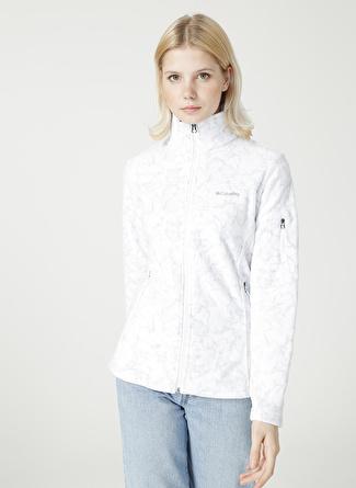 Columbia Beyaz Sweatshirt