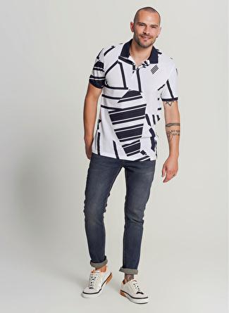 People By Fabrika Beyaz T-Shirt