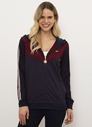 U.S Polo Assn. Bordo Sweatshirt