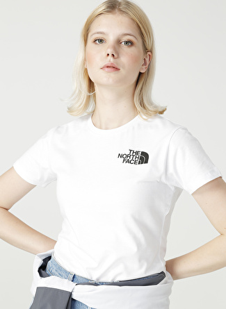 The North Face NF0A4M8QFN41 W S/S T-Shirt
