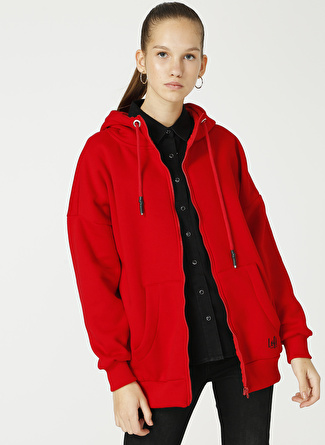 Loft LF 2025012 Red Sweatshirt