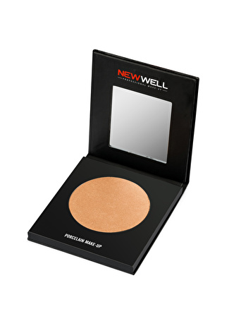 New Well Açık Bronse Highlighter Pudra
