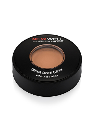New Well Prof Derma Cover Cream Powder 02 Kapatıcı