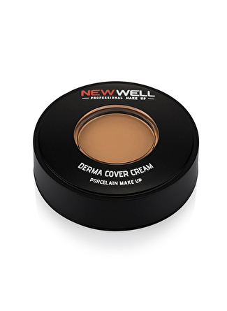 New Well Prof Derma Cover Cream Powder 03 Kapatıcı