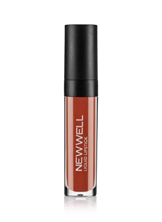 New Well Liquid Lipstick Matte - 214 Ruj