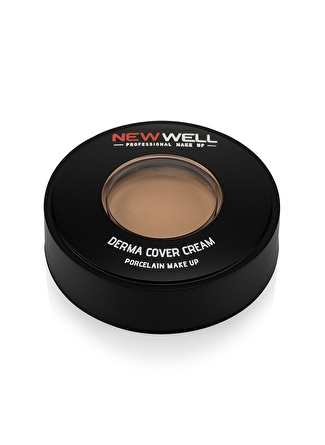 New Well Prof Derma Cover Cream Powder 01 Kapatıcı