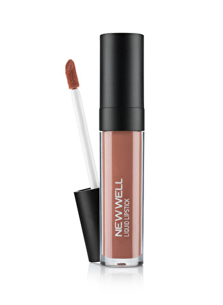 New Well Liquid Lipstick Matte - 201 Ruj