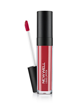 New Well Liquid Lipstick Matte - 208 Ruj