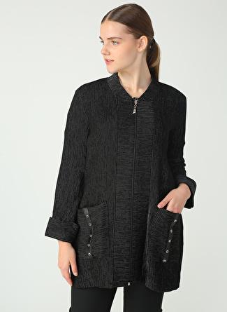 Selen Siyah Ceket