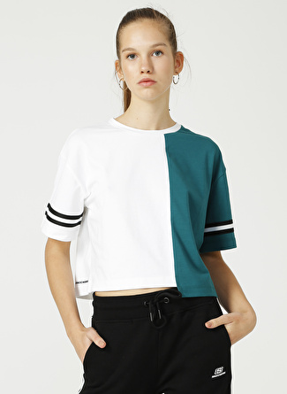 YAS Skechers Yeşil T-Shirt