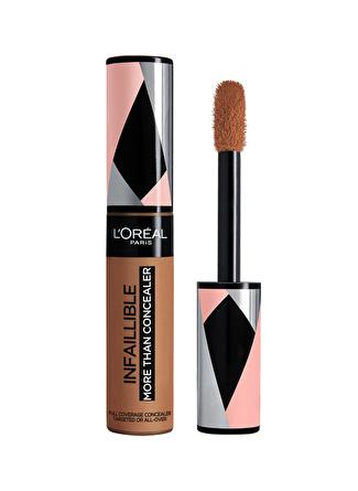 L'oreal Paris L'Oréal Paris Infaillible Tüm Yüze Uygulanabilir Kapatıcı - 338 Honey
