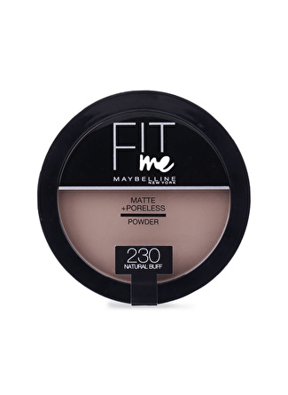 Maybelline Fit Me - 230 Natural Buff Pudra