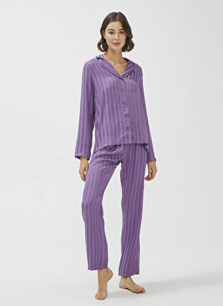 Penti Violet Ls Pijama Takımı