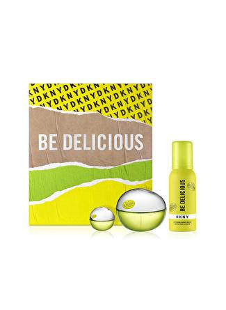 DKNY Be Delicious 100 ml Gift Parfüm Set