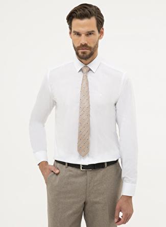 Pierre Cardin Beyaz Gömlek
