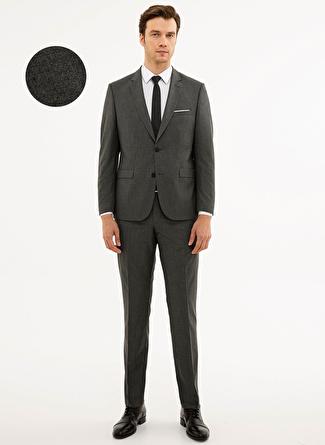 Pierre Cardin Füme Takım Elbise