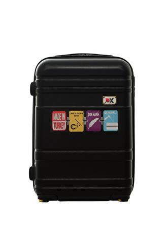 OX Çekçekli Valiz
