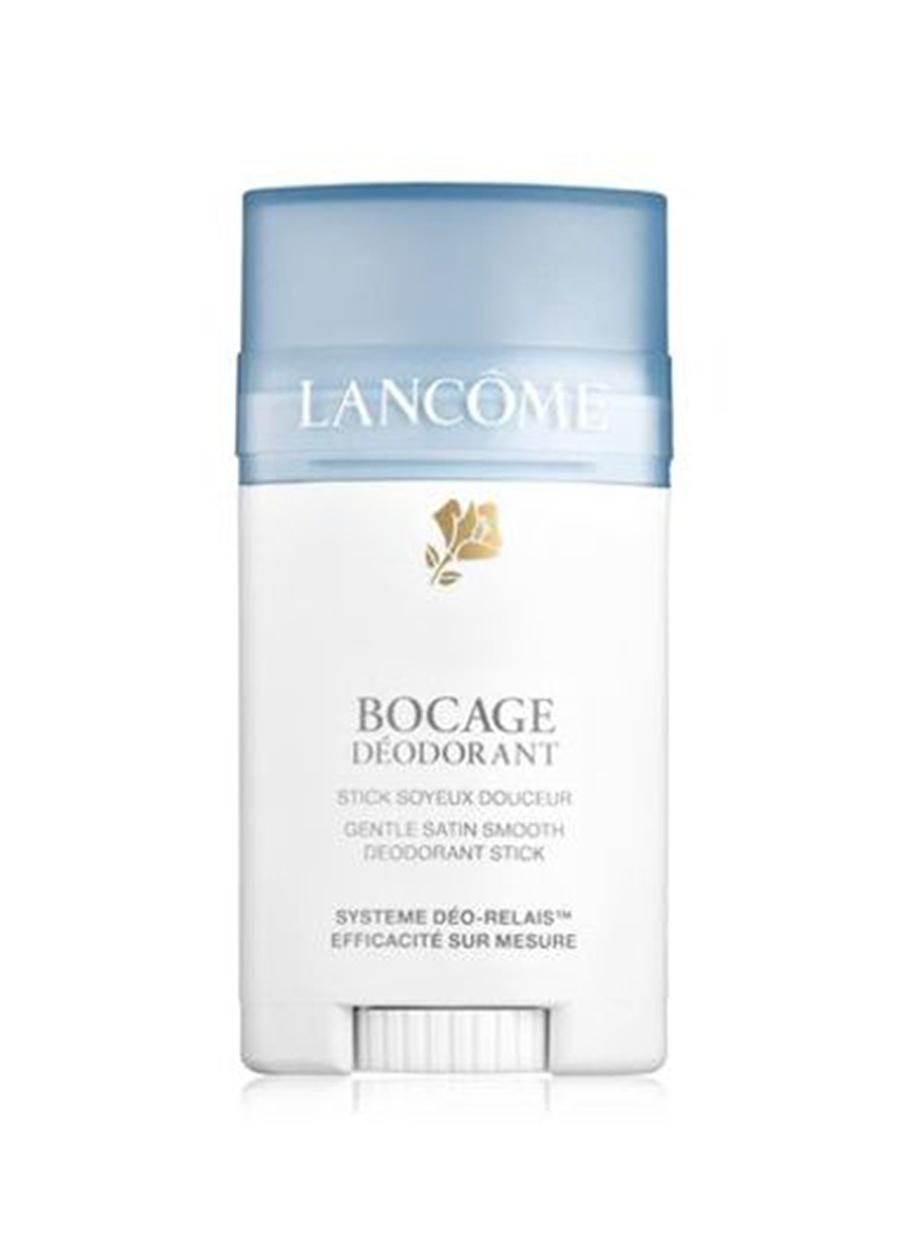 Standart Kadın Renksiz Lancome Bocage 40 ml Stick Vücut Deodorant Kozmetik Bakımı Spreyi