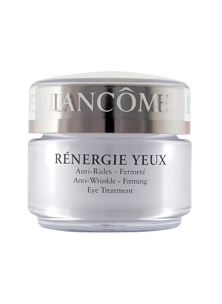 Standart Kadın Renksiz Lancome Rénergie Yeux 15 ml Göz Kremi Kozmetik Cilt Bakımı