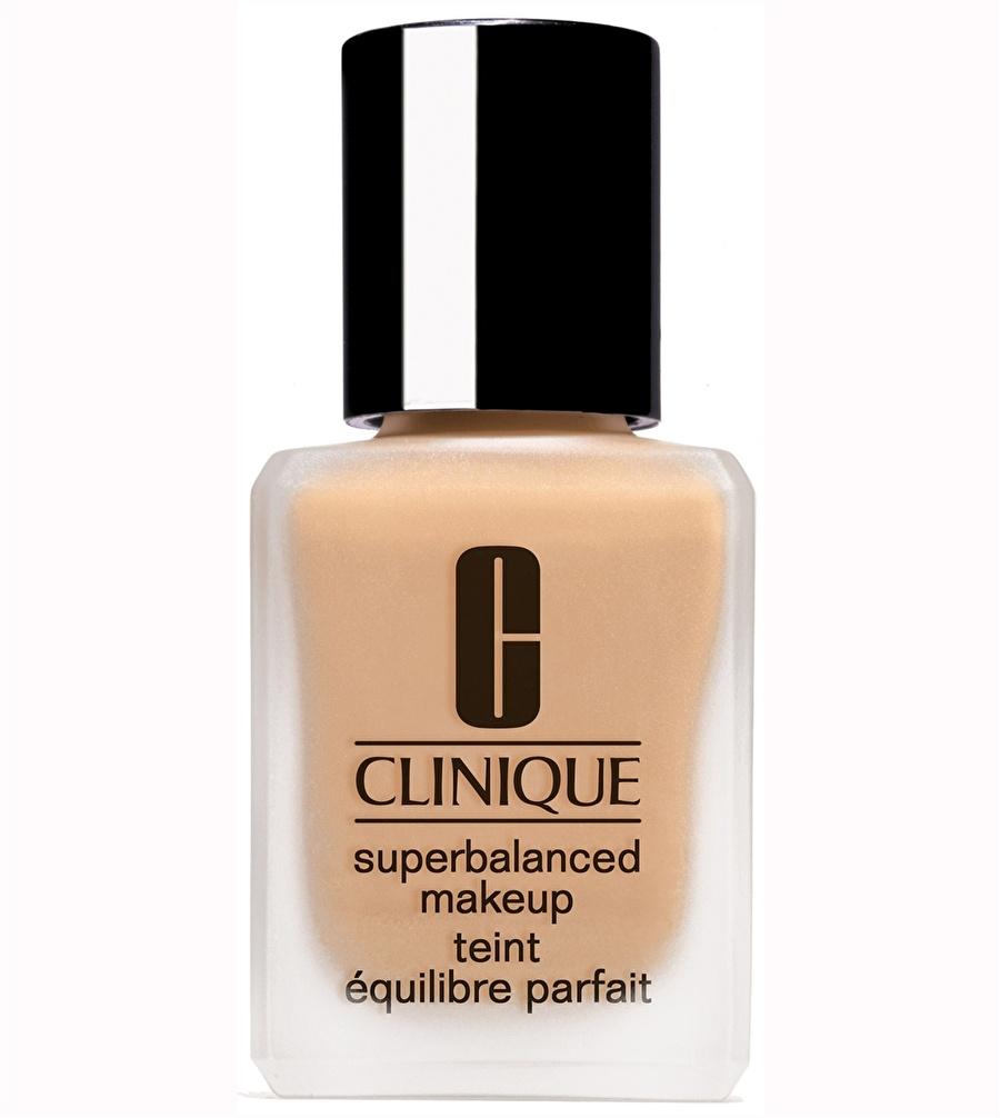 Standart Kadın Renksiz Clinique Superbalanced Cream Chamois - 04 Fondöten Kozmetik Makyaj Yüz Makyajı