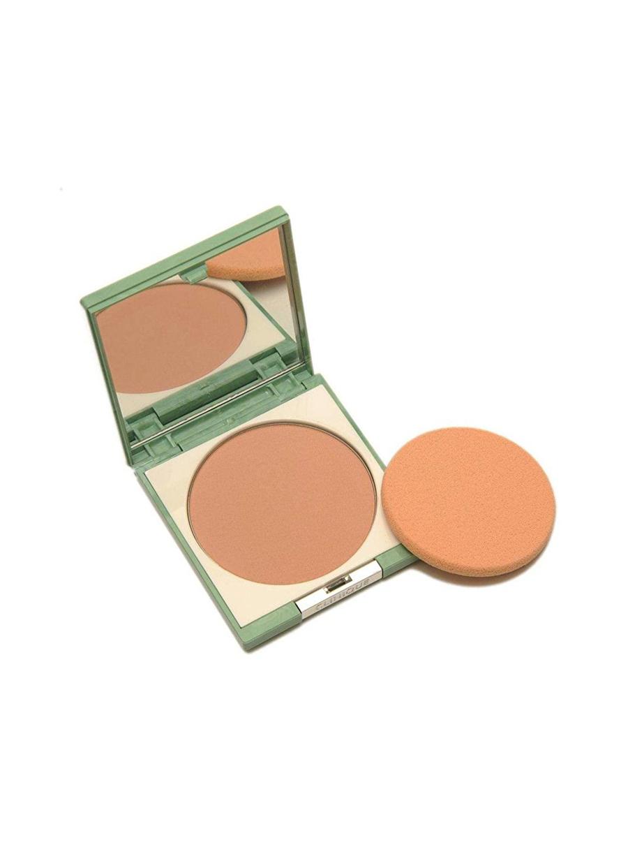 Standart Kadın Renksiz Clinique Superpowder-Matte Honey 10Gm .35Oz Pudra Kozmetik Makyaj Yüz Makyajı