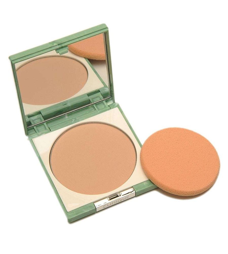 Standart Kadın Renksiz Clinique Superpowder-Matte Neutra 10Gm .35Oz Pudra Kozmetik Makyaj Yüz Makyajı