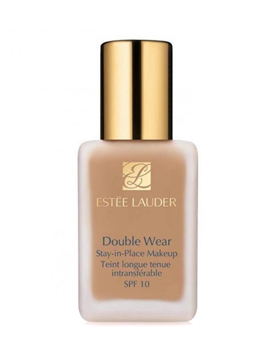 Standart Kadın Renksiz Estee Lauder Double Wear Stay-In-Place 2C3 Fresco 30 ml Fondöten Kozmetik Makyaj Yüz Makyajı