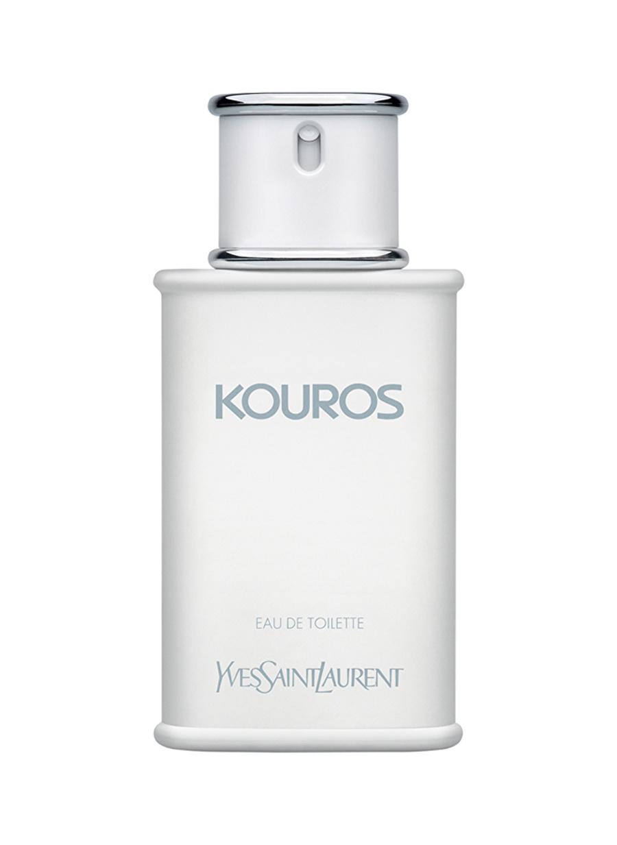 Standart Renksiz Yves Saint Laurent Kouros Men Edt 100 ml Erkek Parfüm Kozmetik