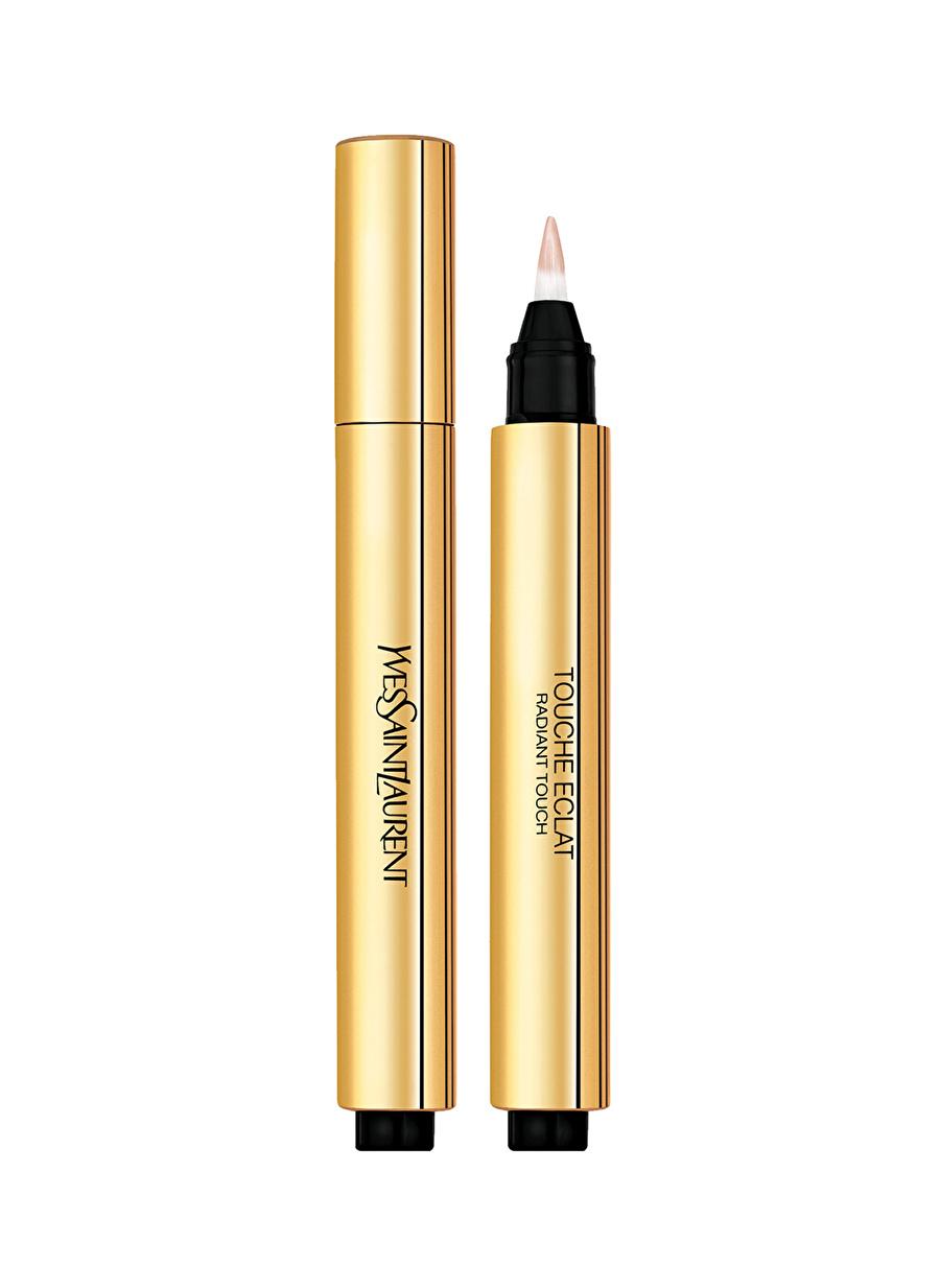 Standart Kadın Renksiz Yves Saint Laurent Touche Eclat 01 Kapatıcı Kozmetik Makyaj Yüz Makyajı